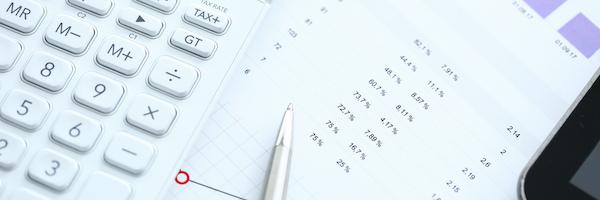 Accounting stats data